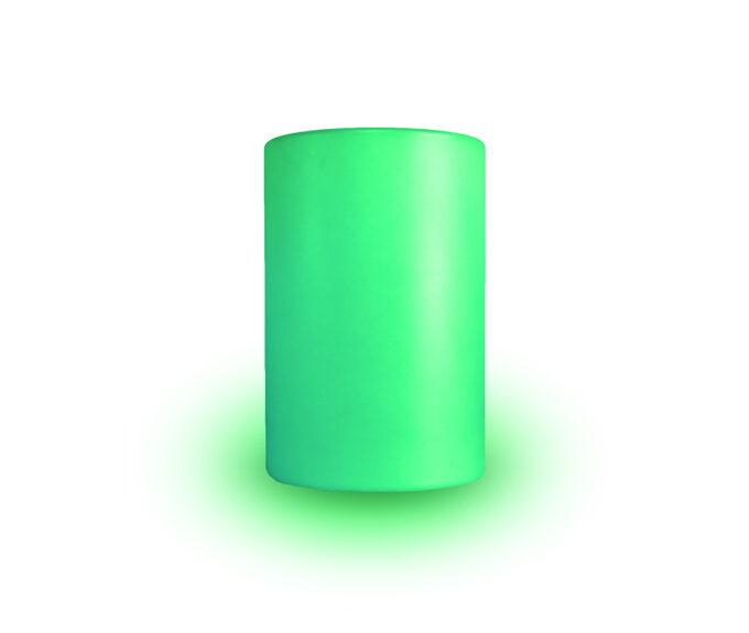 belight led laualamp valgusti dekoratiivvalgusti oolamp pall roheline